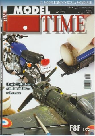 Model Time n. 262 - maggio 2018 - mensile