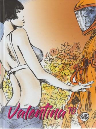 Guido Crepax - Valentina  n. 10 - 17/5/2018 - pubblicazione settimanale