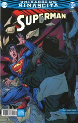 SUPERMAN 32 (147) - Universo DC Rinascita - DC Lion