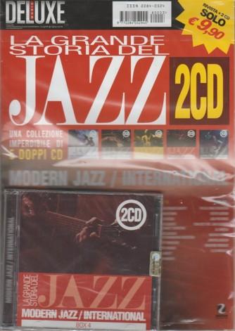 Doppio CD - La Grande Storia del Jazz vol. 4 di 5 - Modern Jazz/ International