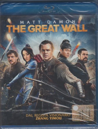 Blu-ray Disc: The Great Wall