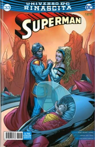 SUPERMAN 33 (148) - Universo DC Rinascita - DC Lion