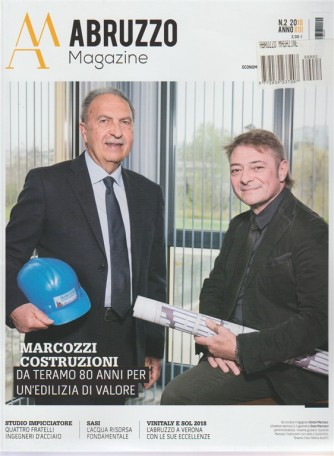 Abruzzo Magazine - n. 2 - Primavera 2018 -