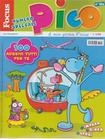 Focus Pico -  n. 124 - 1 giugno 2018 - mensile - numero speciale