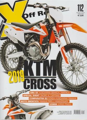 X Off Road - mensile n. 112 Giugno 2018 by Dueruote magazine