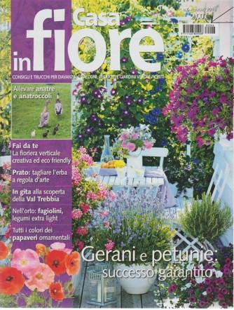 Casa In Fiore - n. 6 - giugno 2018 - mensile