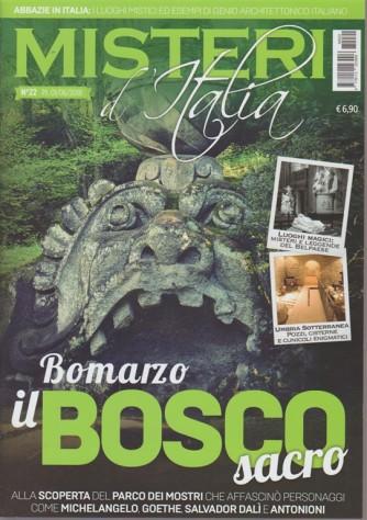 Misteri D'italia - Bomarzo Il Bosco Sacro. n. 22 - 1/6/2018 - mensile