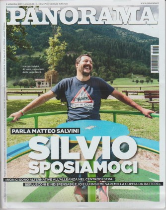 Panorama - settimanale n. 35(2571) - 2 Settembre 2015