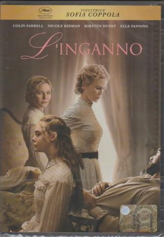 DVD - L'inganno: una storia seducente, un Thriller suggestivo