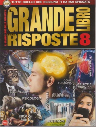 IL GRANDE LIBRO DELLE RISPOSTE 8