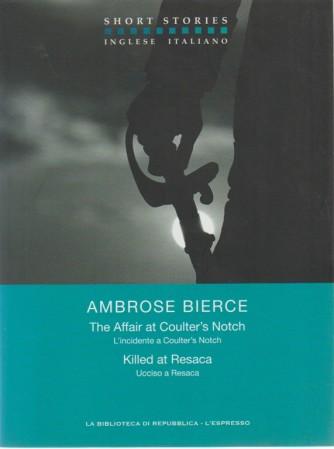 Short Stories (inglese Italiano) vol.6 A.Bierce  by Espresso/La Repubblica