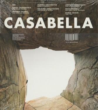 Casabella: dal 1928- mensile n. 886 Giugno 2018 Italian + English edition