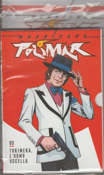 Hurricane Polimar - Tokimeka, L'uomo Uccello - n. 3 - settimanale - fascicolo + dvd 4 episodi