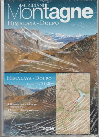 Meridiani  Montagne Himalaya - Dolpo n. 37 - semestrale -