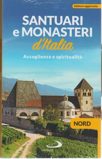 Santuari e monasteri d'Italia nord - primo volume