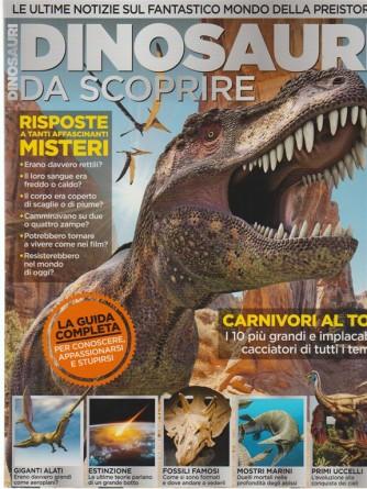 Dinosauri leggendari speciale  Value n. 2 - bimestrale - giugno - luglio 2018