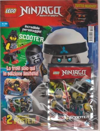 Panini Blocks - Lego Ninjago N.22 - bimestrale - 28 giugno 2018