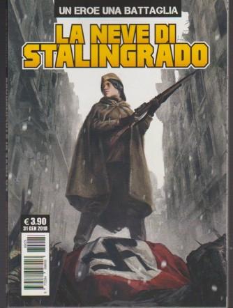 Cosmo Serie Noir - Un Eroe Una Battaglia vol.4 - La neve di Stalingrado