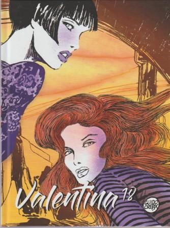 Guido Crepax - Valentina n. 18 - 12/7/2018 - settimanale