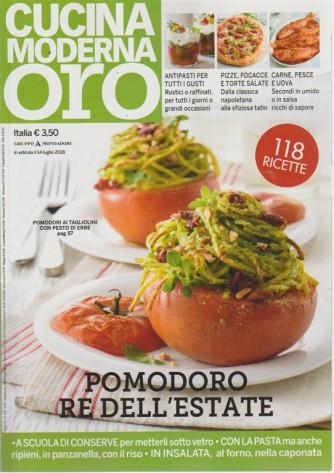 Cucina Moderna Oro - n. 138 - bimestrale - 14 luglio 2018 - Pomodoro re dell'estate