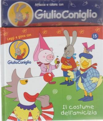 Giulio Coniglio - Il Costume Dell'amicizia - n. 15 - settimanale -