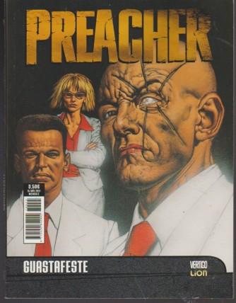 Dc Black And White - Preacher 5: Guastafeste - Vertigo Lion