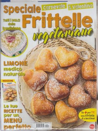 Speciale Frittelle vegetariane: Carnevale / San Valentino