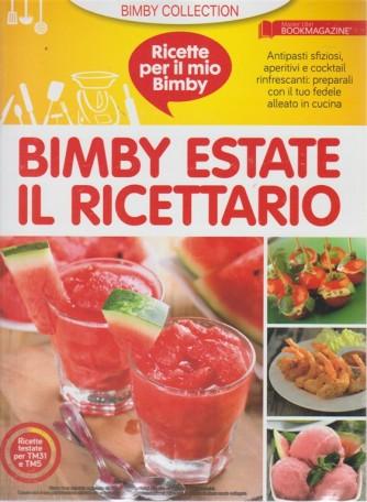 Bookmagazine - Ricette per il mio Bimby - luglio - agosto 2018 - bimestrale - n. 1