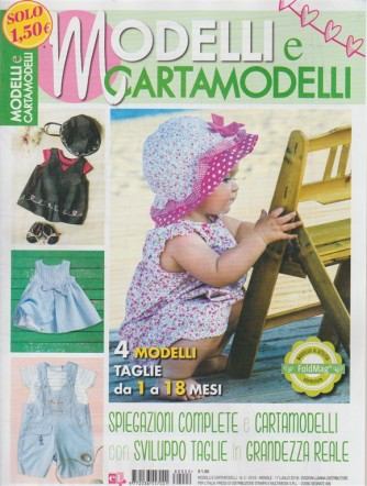 Modelli & Cartamodelli - n. 2 - 17 luglio 2018 - mensile