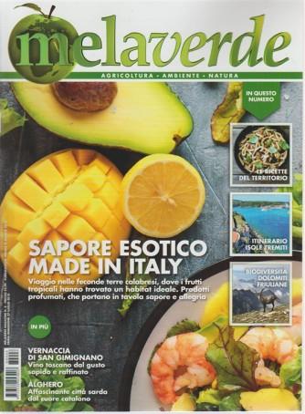 Mela Verde Magazine - n. 8 - 27 luglio 2018 - mensile