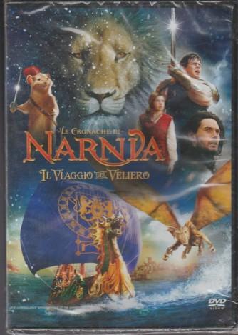 DVD -  Le cronache di Narnia: il viaggio del veliero