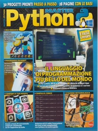 Ubuntu Facile Speciale- Master Python - n. 11 - bimestrale - agosto - settembre 2018