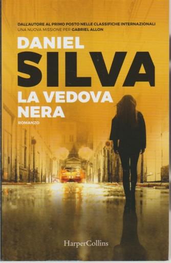 La Vedova Nera - romanzo di Daniel Silva