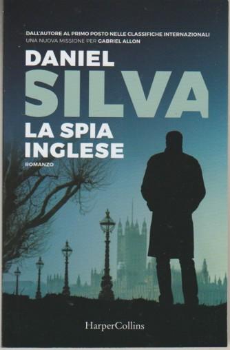 La Spia Inglese - romanzo di Daniel Silva