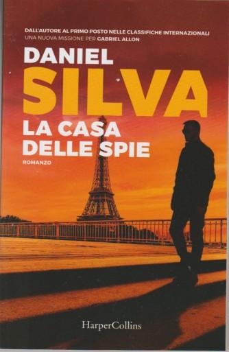 La casa delle spie - romanzo di Daniel Silva