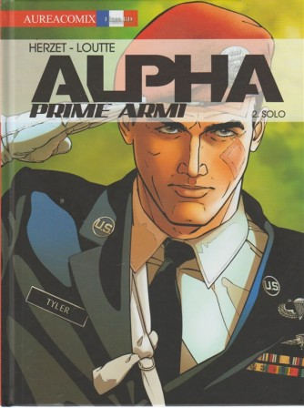 Aureacomix Linea Bd - Alpha Prime Armi - volume n. 2 - mensile - n. 33 - 5 agosto 2018