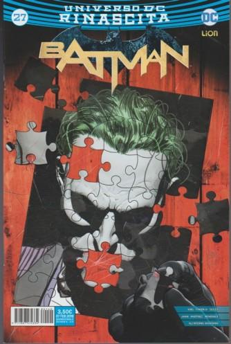 BATMAN 27 (140) - Universo DC rinascita - DC Lion