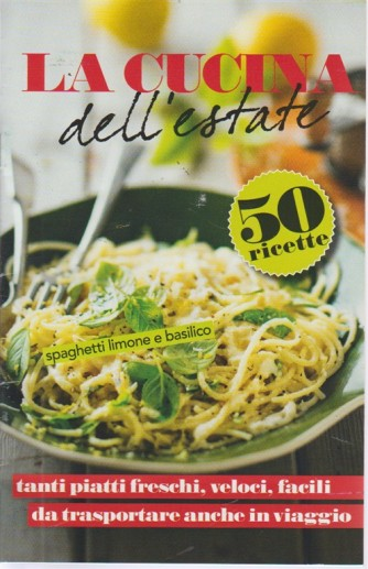 Telesette Comp. - La Cucina Dell'estate - n. 33/2018 -