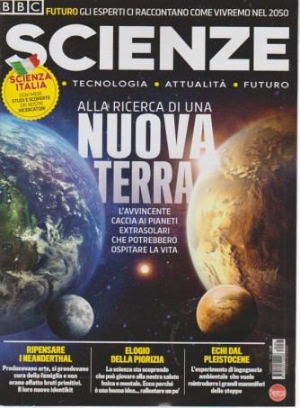 Scienze - n. 68 - mensile - settembre 2018