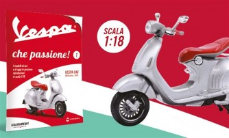 """""""Vespa che passione""""- lotto n. 10 Modellini a scelta - scala 1:18 by CENTAURIA"""