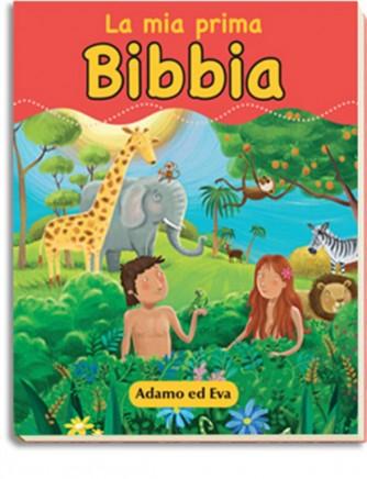 "La mia Prima Bibbia - vol. 1 ""Adamo ed Eva"" - Una proposta RBA Italia"