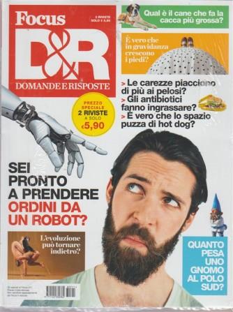 Gli Speciali Di Focus - D&R; N.54+N.55 - 2 riviste - Focus D&R Domande e Risposte