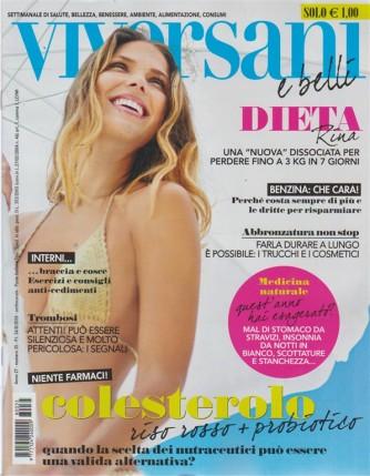 Viversani E Belli - n. 35 - 24/8/2018 - settimanale -