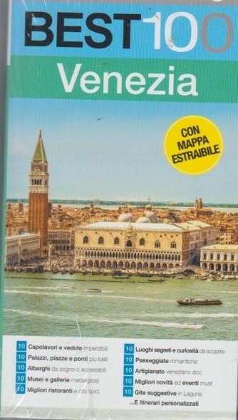 Marco Polo presenta Diari di viaggio - Best 100 Venezia - Guida pocket con mappa estraibile - agosto 2018