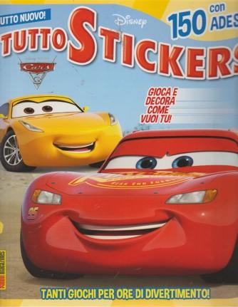 Disney Tutto stickers - n. 55 - bimestrale - 28 agosto 2018 -