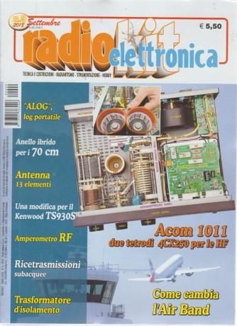 Radiokit Elettronica -  n. 9 - settembre 2018 - mensile