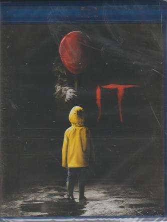 Blu Ray disc -IT: la storia di Stephen KING