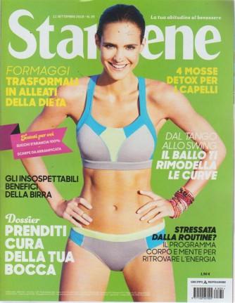Starbene - n. 39 - 11 settembre 2018 - settimanale