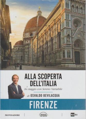 Alla Scoperta Dell'italia - Firenze - n. 25 - settembre 2018 - settimanale