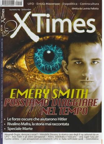 X Times - n. 119 - settembre 2018 - mensile